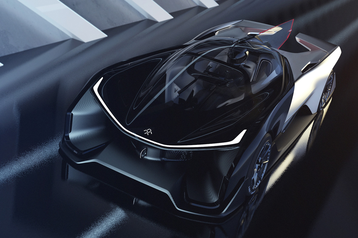 What can Faraday Future bring to the party?