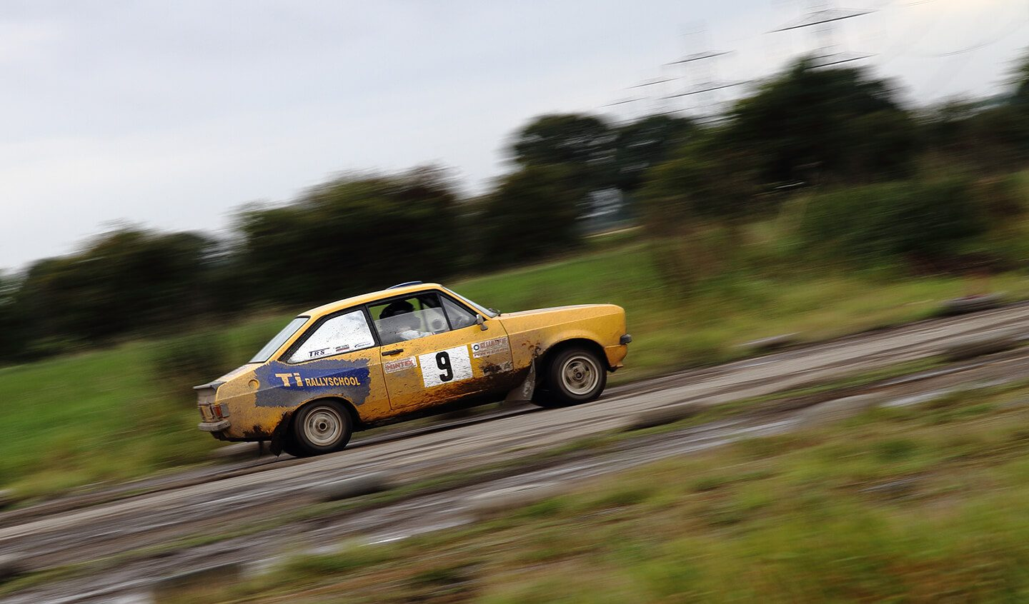 Getting Schooled in Rally