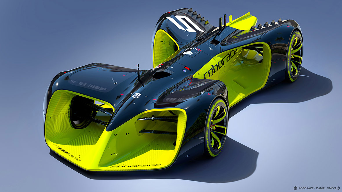 Autonomous Motorsport with Roborace