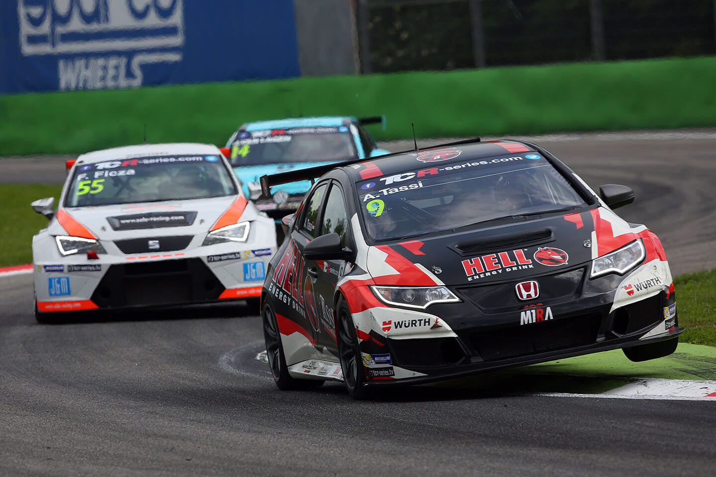 TCR series coming to the UK