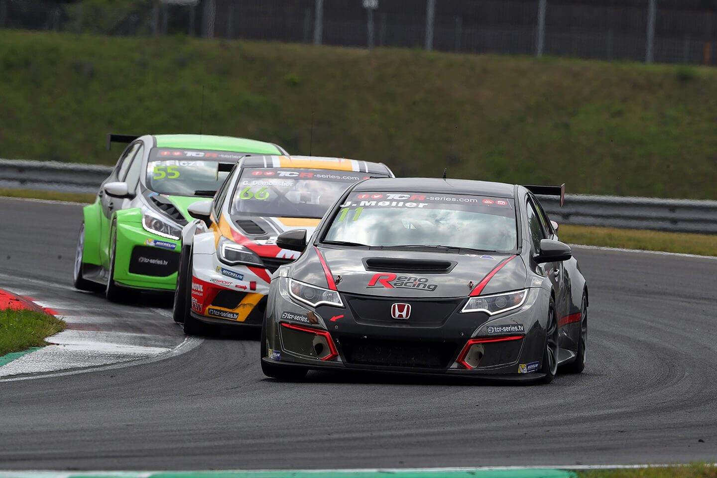 TCR UK Series Provisional Calendar Announced